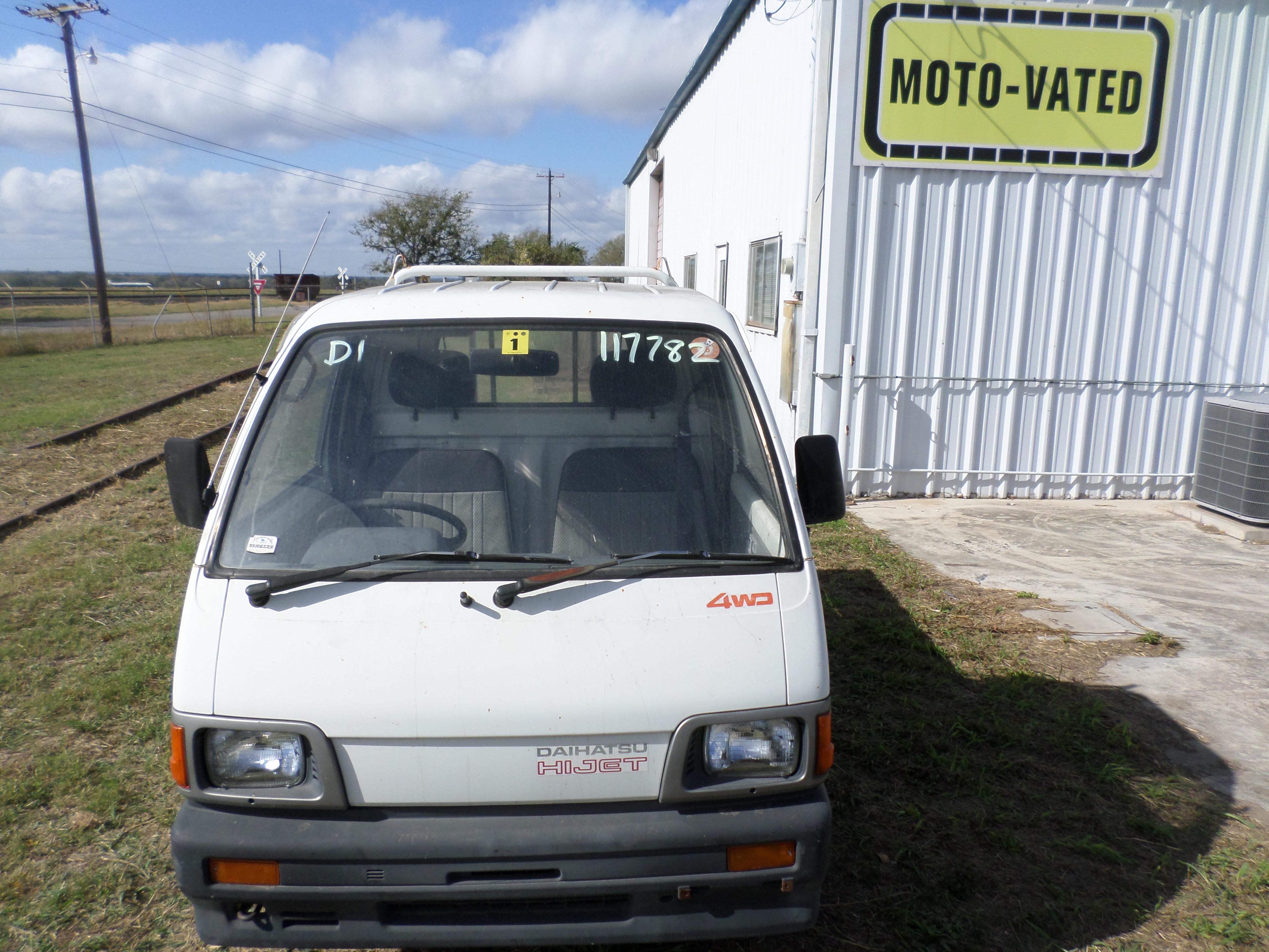 subaru sambar mini truck wiring diagram lifted mini truck